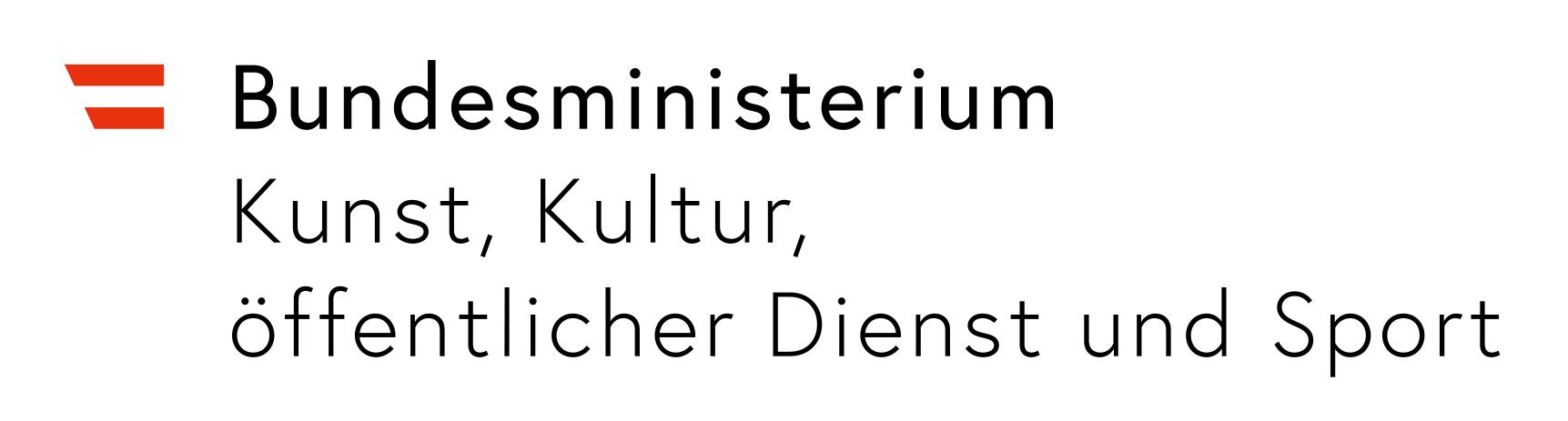 BMKÖS Bundesministerium für Kunst